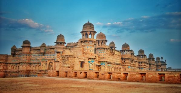 Gwalior For Front View
