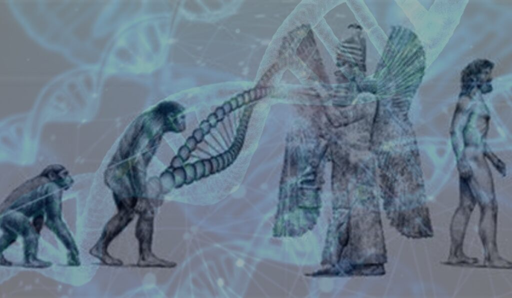 Annunaki and DNA