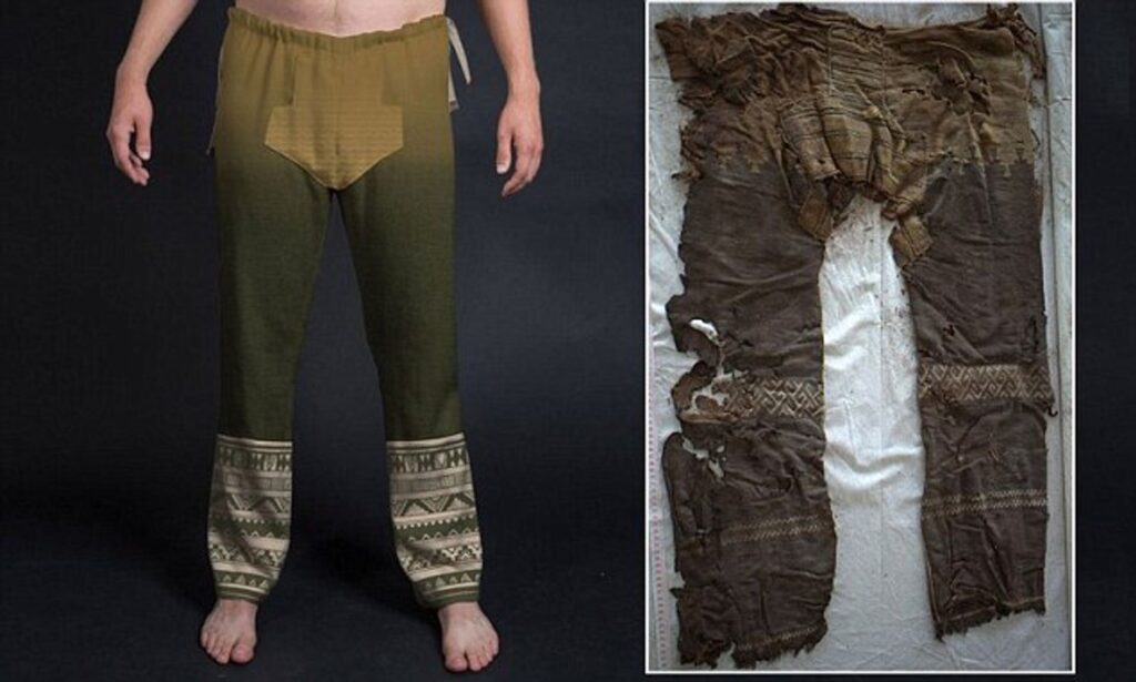 Oldest Pant in history