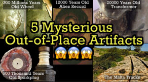 Out of the place artifacts